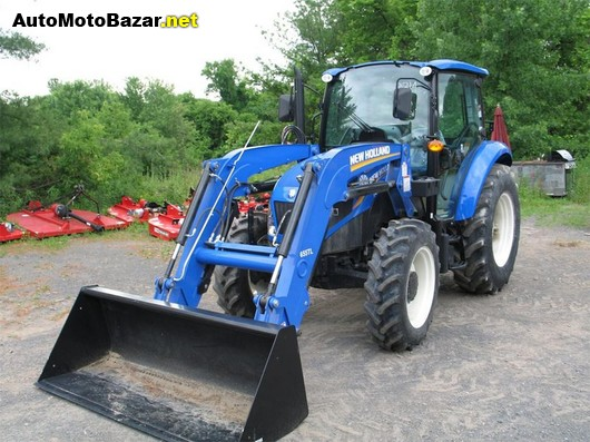 New Holland T4Uc65c traktor
